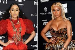 Cardi B e Nicki Minaj al party