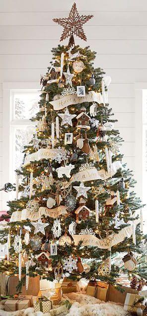 Come Fare L Albero Di Natale.100 Idee E Immagini Per Realizzare L Albero Di Natale