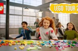Il LEGO Tour 2018