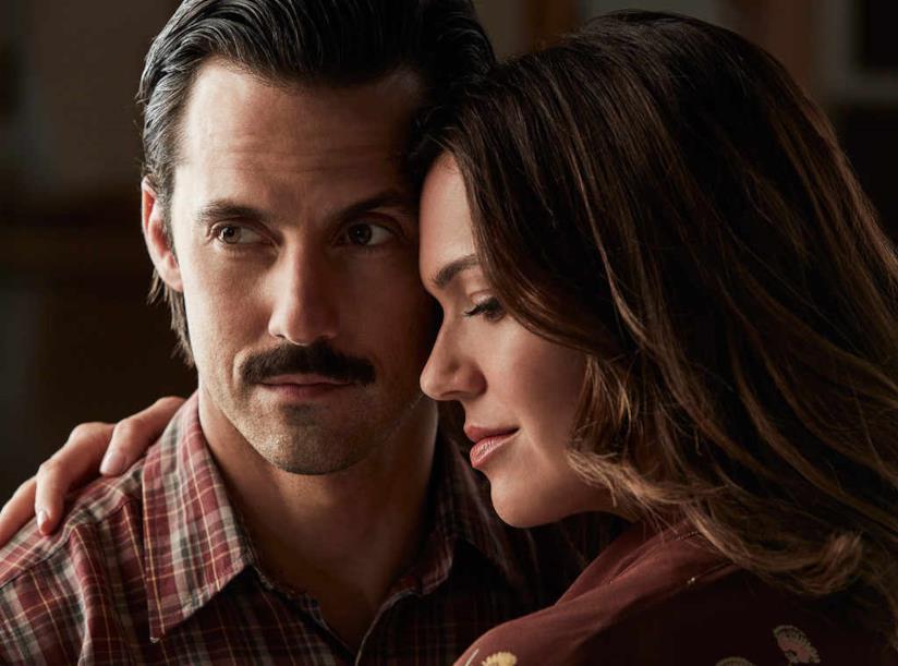 Un'immagine di Jack e Rebecca in This Is Us