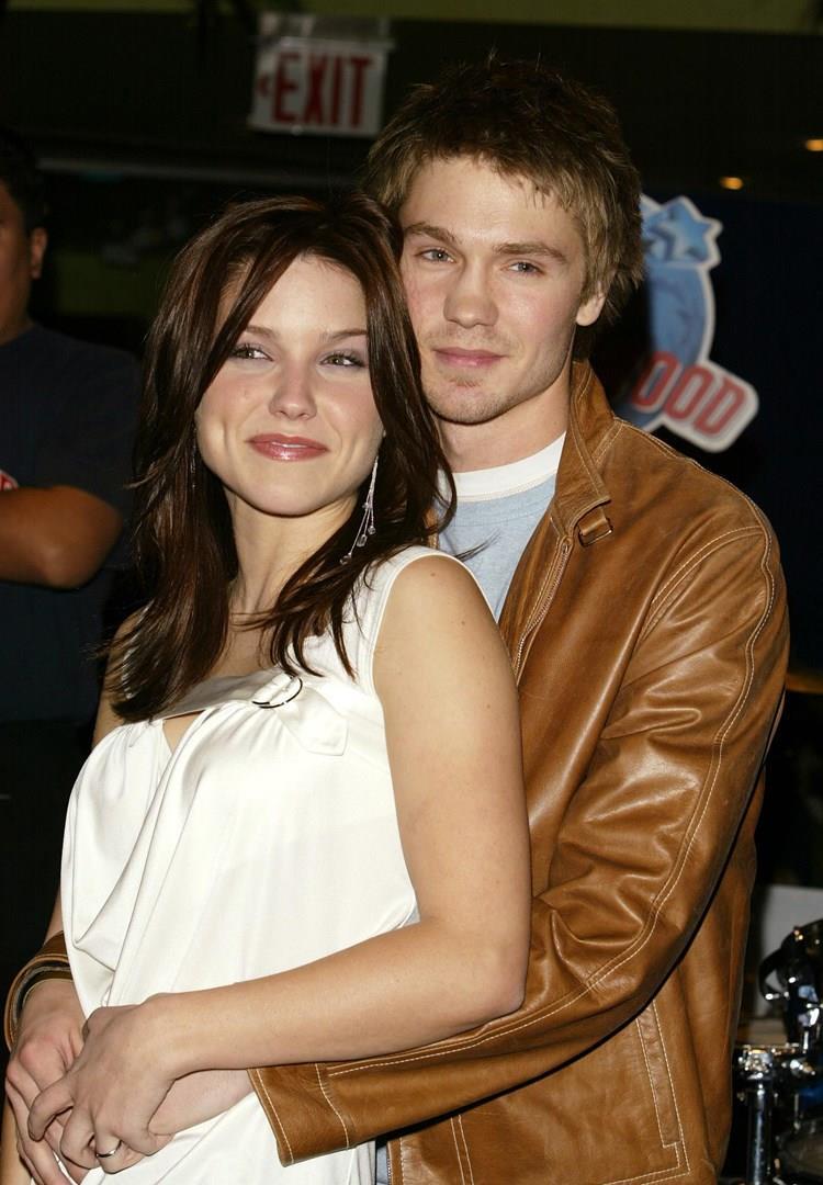 Lucas Scott e Brooke Davis di One Tree Hill