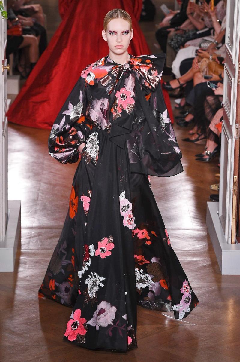 Sfilata VALENTINO Collezione Alta moda Autunno Inverno 19/20 Parigi - ISI_4044