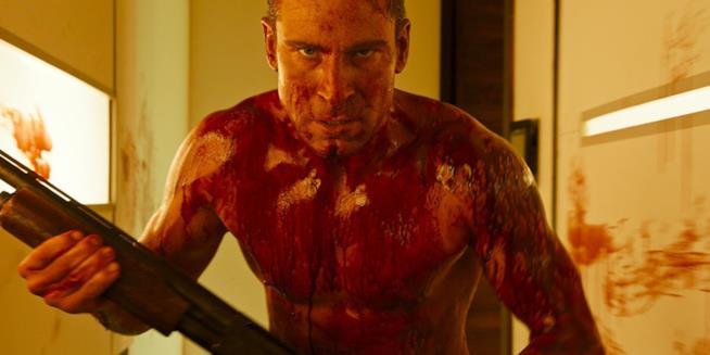 Un'immagine di Kevin Janssens in Revenge