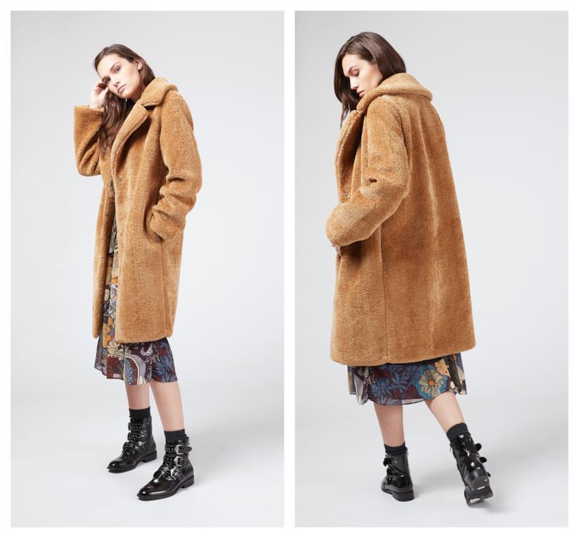 size 40 a6baf c5429 Faux Fur; le pellicce ecologiche da avere per l'autunno ...