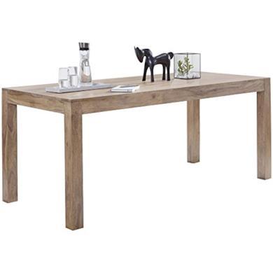Tavolo da Pranzo in Legno di Acacia