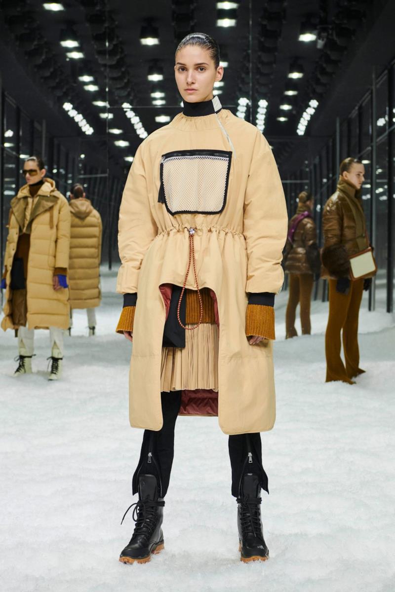 Sfilata MONCLER Collezione Donna Autunno Inverno 19/20 Milano - 41