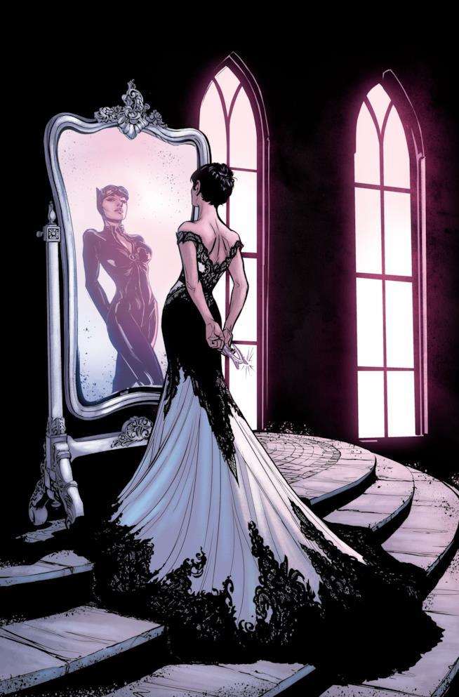 La copertina di Batman #44