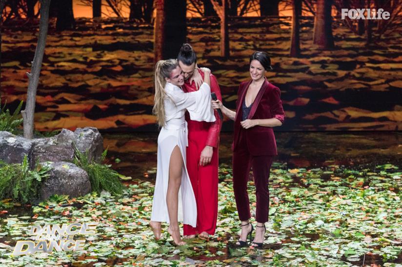 Cristina Marino e Giulio Berruti a Dance Dance Dance