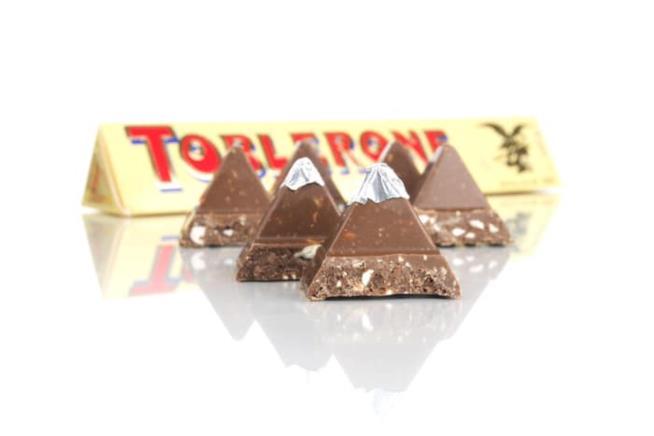 I cioccolatini Toblerone che hanno ispirato il nuovo body trend