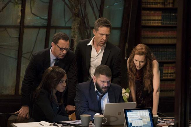 Scandal 07x06, i gladiatori