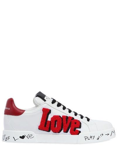 Sneakers Dolce&Gabbana per Natale