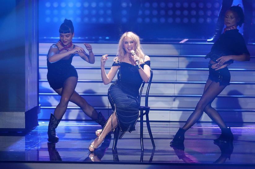 La carriera discografica di Kylie Minogue
