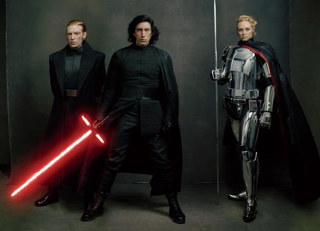 I villain di Star Wars: Gli Ultimi Jedi
