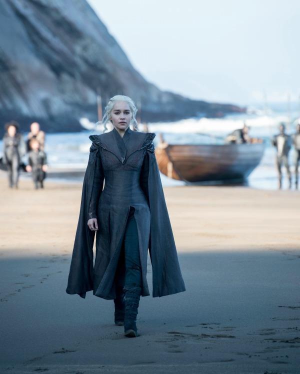 Il costume di Daenerys Targaryen