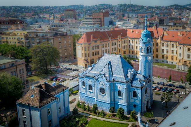 La Chiesa di Santa Elisabetta