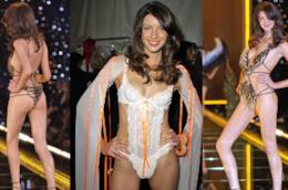 Caitriona Balfe, modella di Victoria's Secret