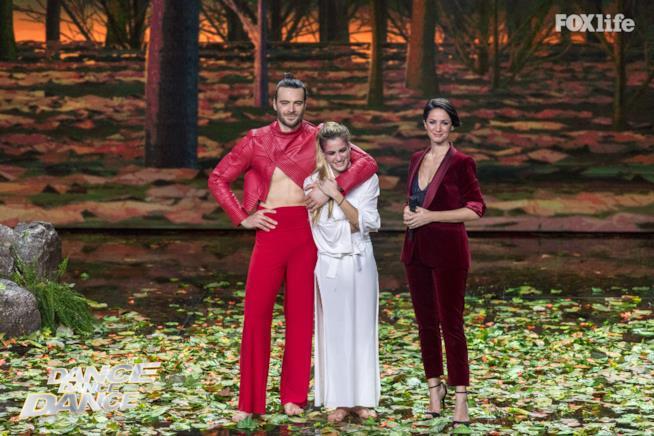 Cristina Marino, Giulio Berruti e Andrea Delogu