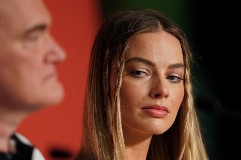 Margot Robbie - Quentin Tarantino