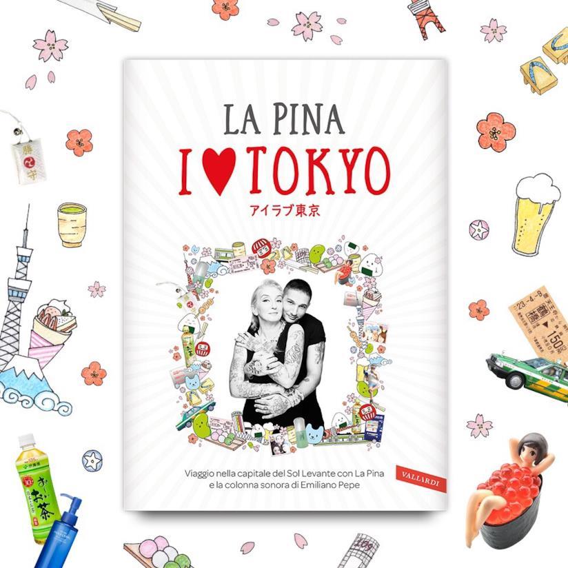 La copertina di I Love Tokyio