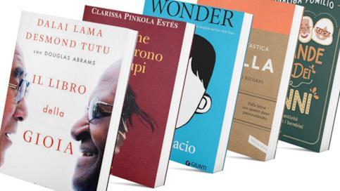La nostra top 20 di libri da regalare agli amanti della lettura di ogni età