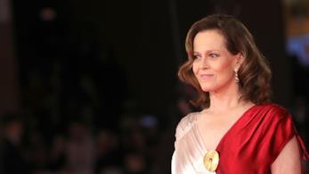 Sigourney Weaver al Roma Film Fest