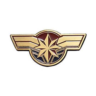 Pin Capitan Marvel