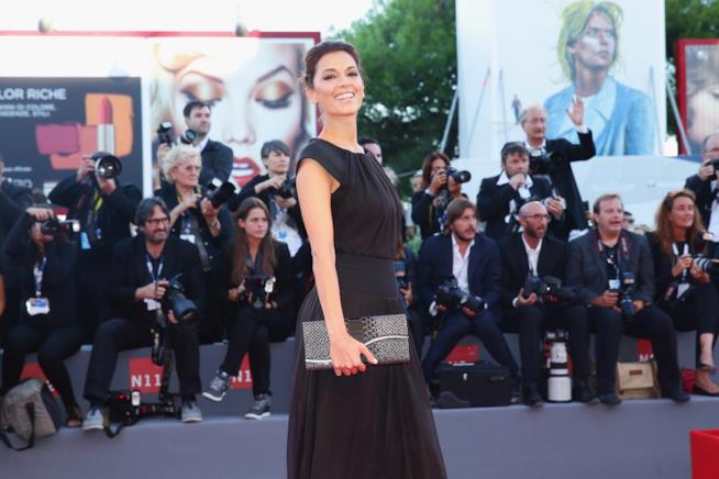 Giorgia Surina alla Mostra del Cinema di Venezia