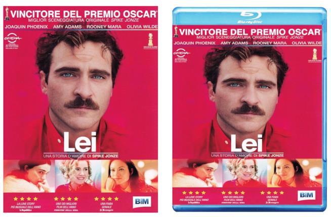 Lei DVD e Blu-ray