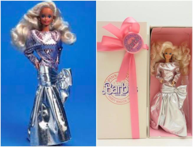 Barbie Pink Jubilee