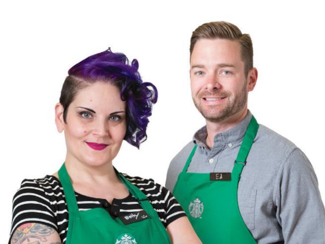 Dipendenti Starbucks
