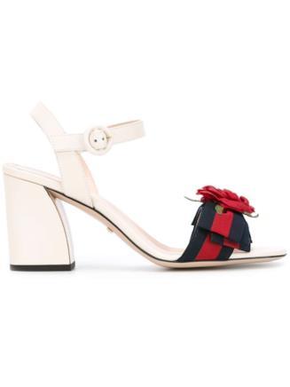 Sandali Gucci tacco medio