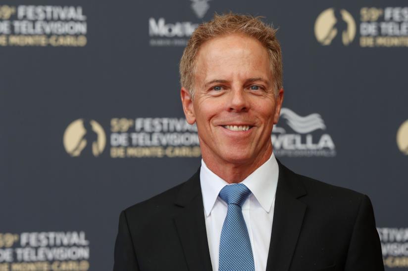 Greg Germann al Festival della Televisione di Montecarlo