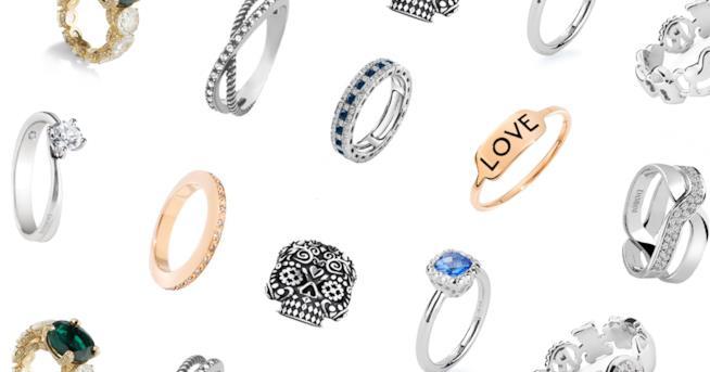 Tutti gli anelli da regalare a Natale