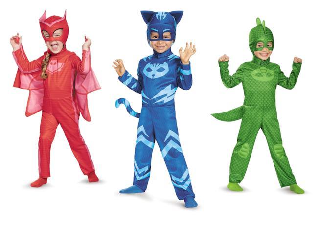 I costumi dei Superpigiamini