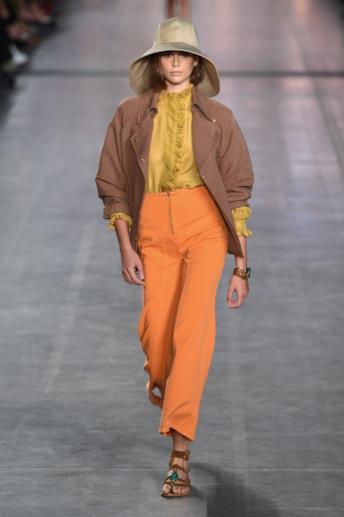 Sfilata ALBERTA FERRETTI Collezione Donna Primavera Estate 2020 Milano - ISI_5368