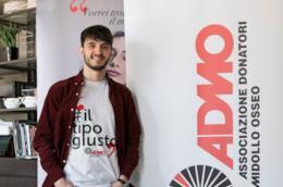 Giacomo Ferrara Testimonial ADMO
