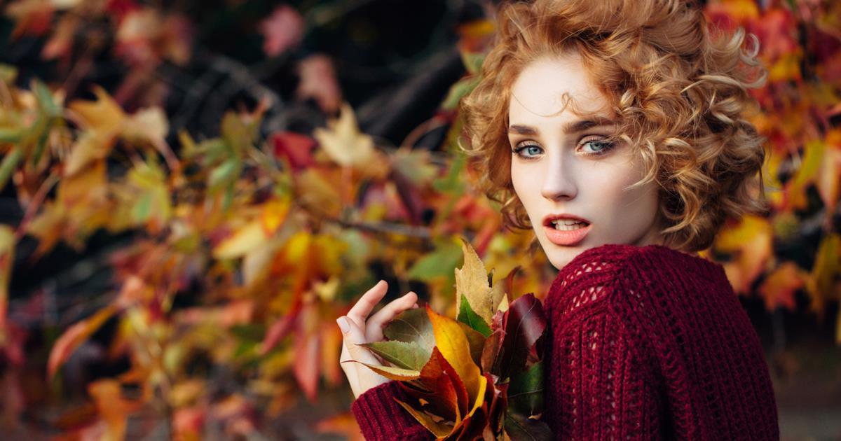 d036660563 Tendenze capelli autunno 2017: i colori del foliage