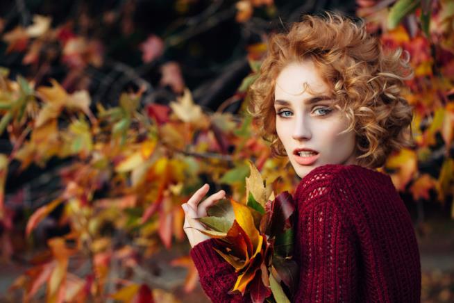 Capelli come le foglie