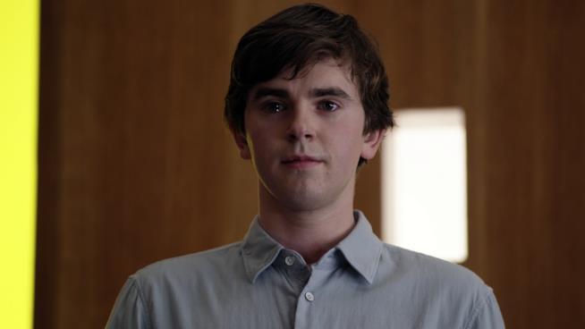Un'immagine dal primo episodio di The Good Doctor