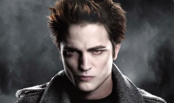 Un dettaglio del character poster di Robert Pattinson per Twilight
