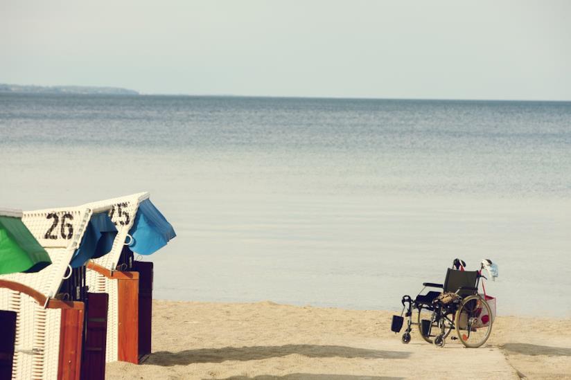 Vacanze al mare in sedia a rotella: ecco i lidi più attrezzati
