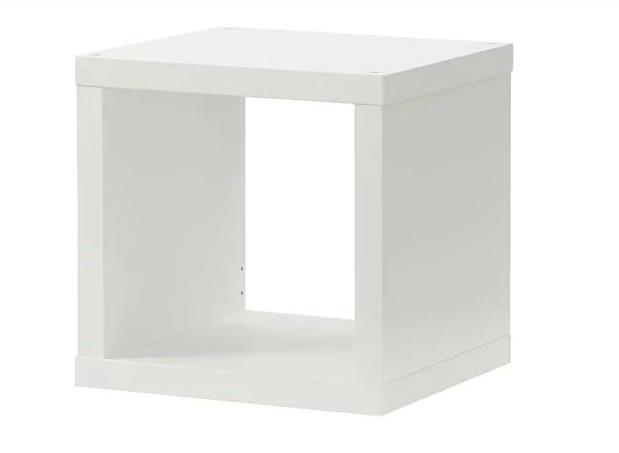 Mensola a cubo