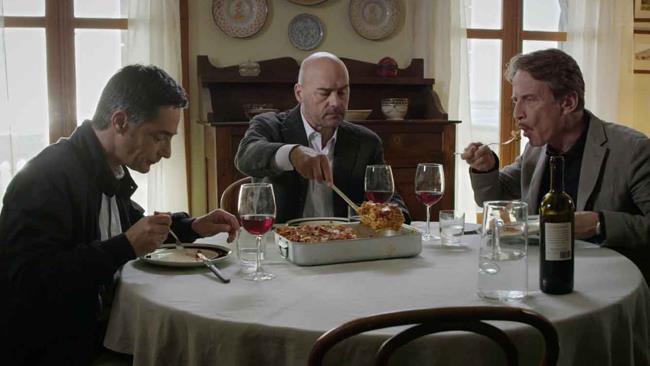 Il Commissario Montalbano e la pasta 'ncasciata siciliana