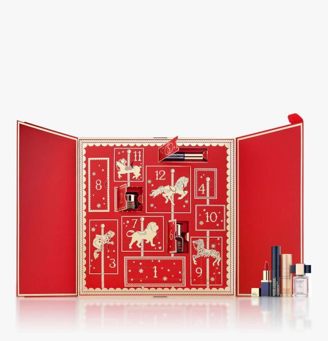 Il calendario dell'Avvento di Estée Lauder