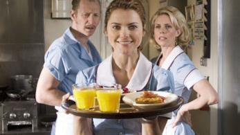 Keri Russell è protagonista di Waitress - Ricette d'amore di Adrienne Shelly (2007)