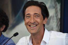 Adrien Brody sorride a Locarno 70