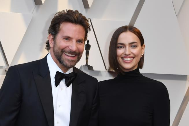 È ufficiale: Bradley Cooper e Irina Shayk si sono lasciati