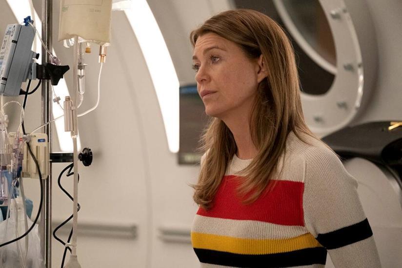 Grey's Anatomy: un'immagine di Meredith