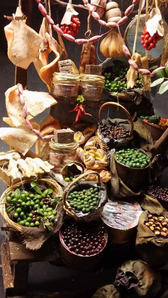Presepe tradizionale di Napoli