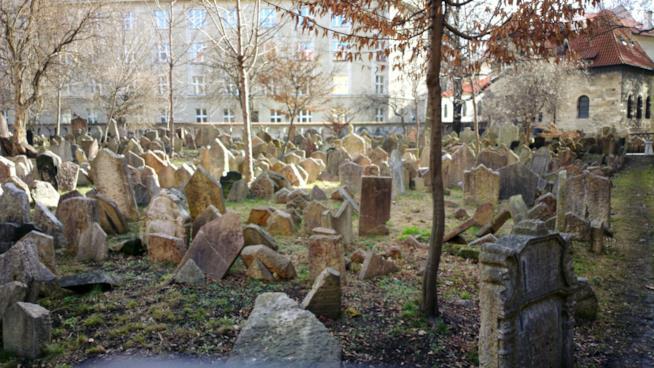 L'Antico Cimitero Ebraico di Praga